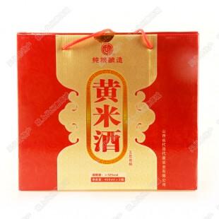 【代康黄酒】黄米酒/3瓶装