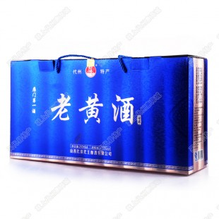 【代王酒业】雁门第一酒 老黄酒(内赠送温酒壶一套)/250mlx4瓶