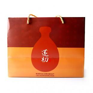 【三安集团】还初黄酒-500ml/盒x2
