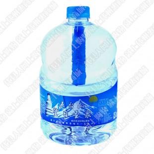 五台山望日圣泉 天然泡茶用山泉水 大桶瓶装 4.3L 10元/桶