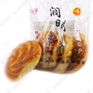 【润明饼业】润明油旋饼(咸)
