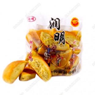 【润明饼业】代县纯手工制作 无添加剂小三尖