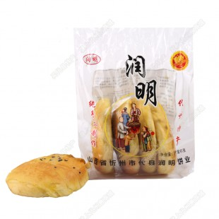 【润明饼业】润明油旋饼(甜)