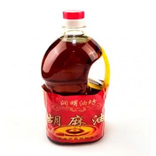 润明油坊-胡麻油4.7斤装