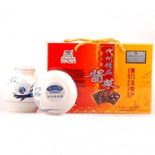 【雁门特产】代县精品酱菜250g*2/盒 农家自制下饭咸菜酱菜