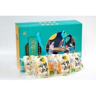 润明饼业-蛋皮月饼20个装