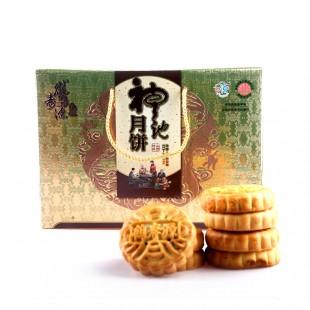 【厂家直供】神池鹤寿源月饼(蛋皮)